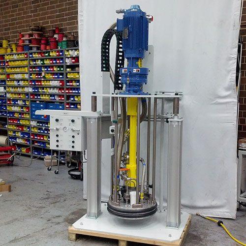MarDrum HV - High Viscosity Drum Pump Supply System