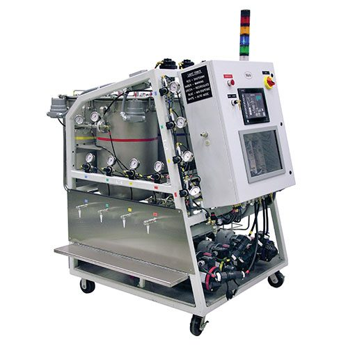MM4P - 4 Part Meter Mix System for Continuous Flow Mixing of 4 Components